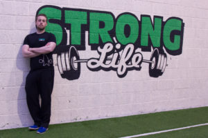 stronglife gym newsletter